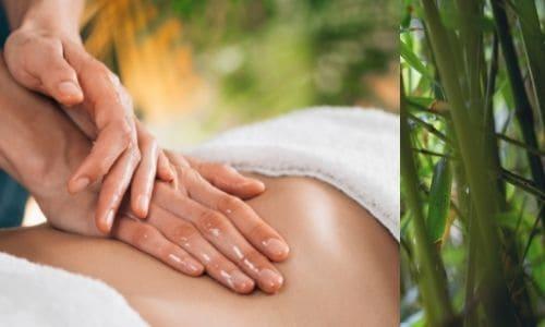 Abdominal massage for gut function